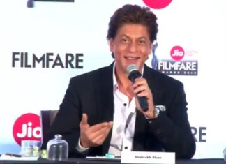 Shah Rukh Khan Host 63rd Jio Filmfare Awards 2018