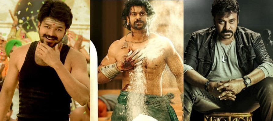 South Indian Movies First Day Box Office Collection 2017