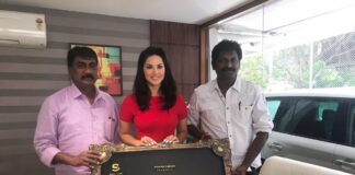 Sunny Leone South Debut with Veeramahadevi
