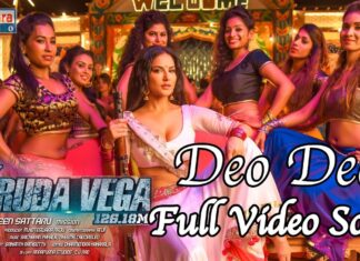 Sunny Leone's Deo Deo Full Video Song From PSV Garuda Vega Movie