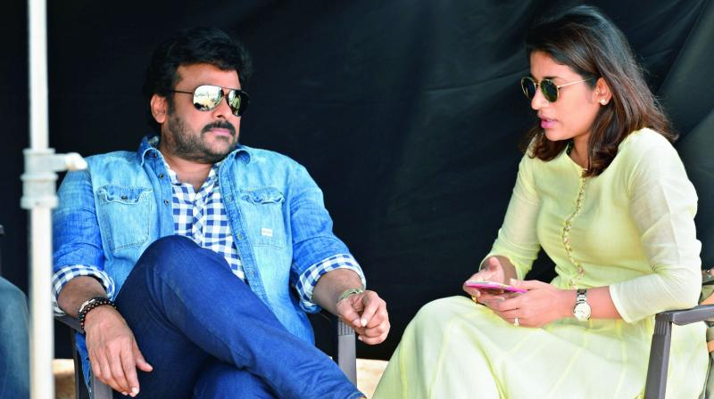 Sushmita Konidela Reveals Interesting Things About MEGA Family
