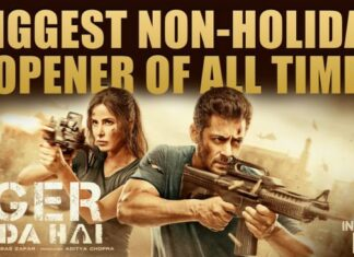 Tiger Zinda Hai Movie Crosses Rs 100 Cr