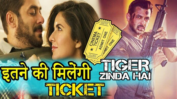 Tiger Zinda Hai Movie Tickets Advance Booking Online
