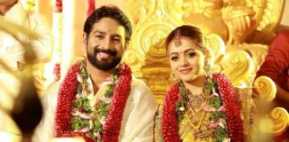 Actress Bhavana married Kannada Producer Naveen in Thrissur