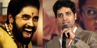 Adivi Sesh in 2 States Telugu Remake