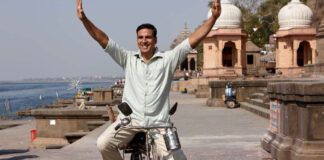 Akshay Kumar PAD MAN Cycle to be Auctioned