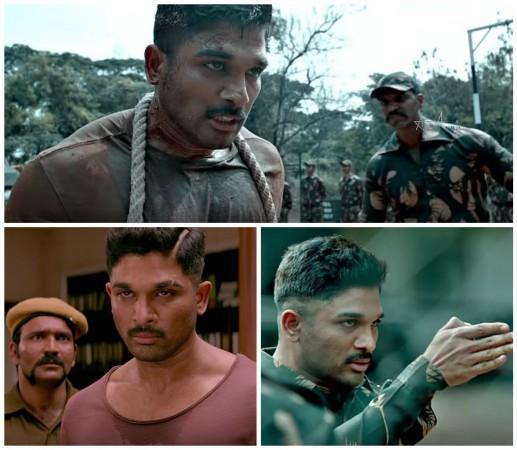 Allu Arjun's Naa Peru Surya Movie Action Episodes are Major Highlights