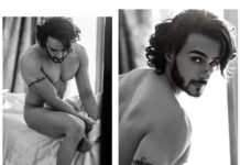 TV Actor Angad Hasija Goes Topless for Photoshoot