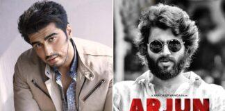 Arjun Kapoor to Star in Arjun Reddy Movie Hindi Remake