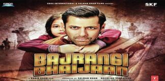 Bajrangi Bhaijaan Movie Released in China Across 8000 Screens