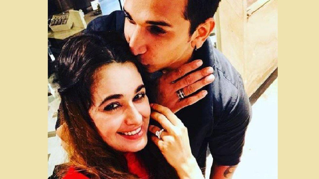Bigg Boss Fame Prince Narula and Yuvika Chaudhary Engaged