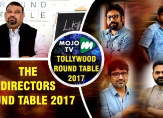 The Directors Roundtable 2017 with Kathi Mahesh