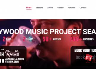 Gaana Bollywood Music Project Season 2 held in Delhi