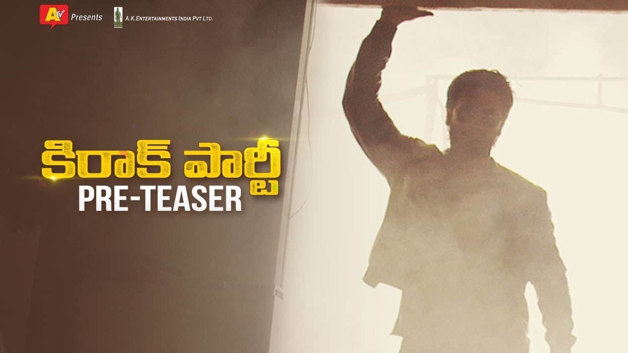 Kirrak Party Pre Teaser - Nikhil Siddharth, Samyuktha
