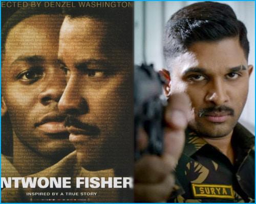 Naa Peru Surya Movie Story Copied From Antwone Fisher