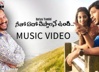 Neetho Edho Cheppalane Undi Music Video