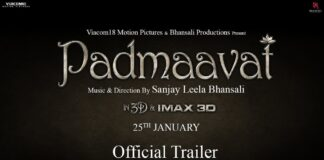 Padmaavat Official Trailer