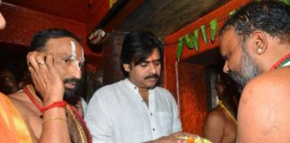 Pawan Kalyan Donated Rs 11 lakh to Kondagattu Anjaneya Swamy Temple
