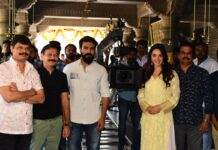 Ram Charan and Boyapati Srinu Movie Launched