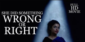 She Did Something Wrong Or Right Short Film