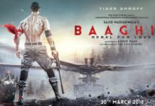 Tiger Shroff's Baaghi 2 Movie Release on 30 March 2018