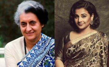 Vidya Balan to Play PM Indira Gandhi on Screen