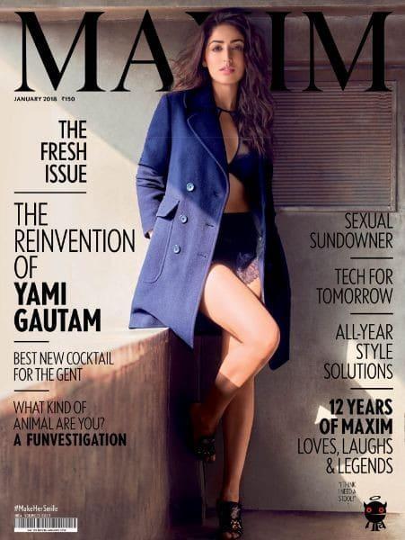 Yami Gautam First Boldest Photoshoot Ever