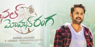 Nithiin and Megha Akash's Chal Mohan Ranga Teaser Review