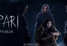 Pari Movie Official Trailer