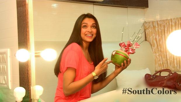 Actress Deepika Padukone Valentines Day Plans