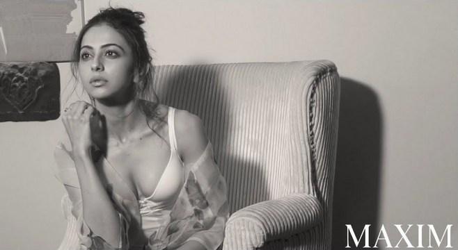 actress rakul preet singh maxim photoshoot photo gallery 1