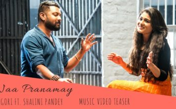 Arjun Reddy Actress Shalini Pandey Turns Singer