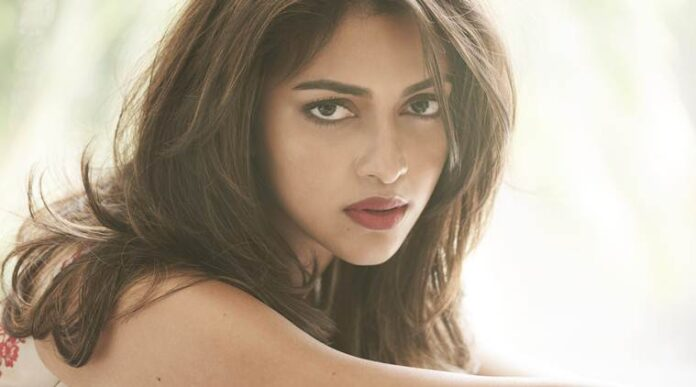 Amala Paul alleges sexual harassment at the work place, files Police complaint