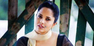 Anasuya Bharadwaj Deleted Her Facebook, Instagram and Twitter Accounts
