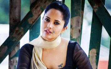 Anasuya Bharadwaj Deleted Her Facebook, Instagram and Twitter Accounts