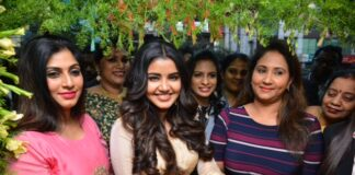 Anupama Parameswaran launches ABC Clinic at Banjara Hills
