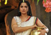 Anushka Shetty Plays Bhanumathi Role in Mahanati Movie