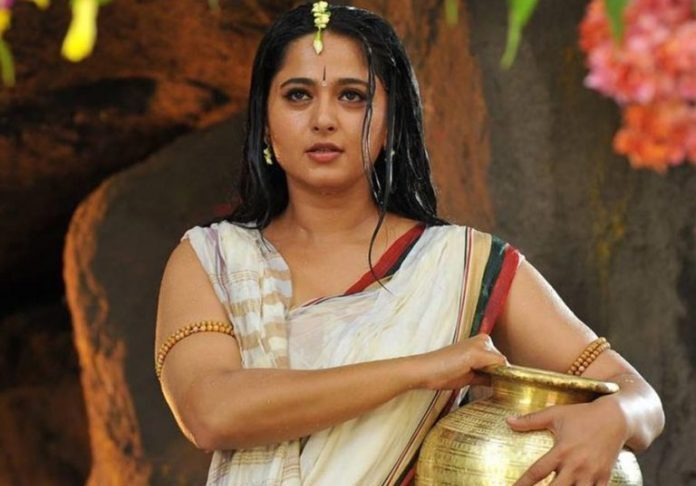 Anushka Shetty Plays Bhanumathi Role in Mahanati Movie