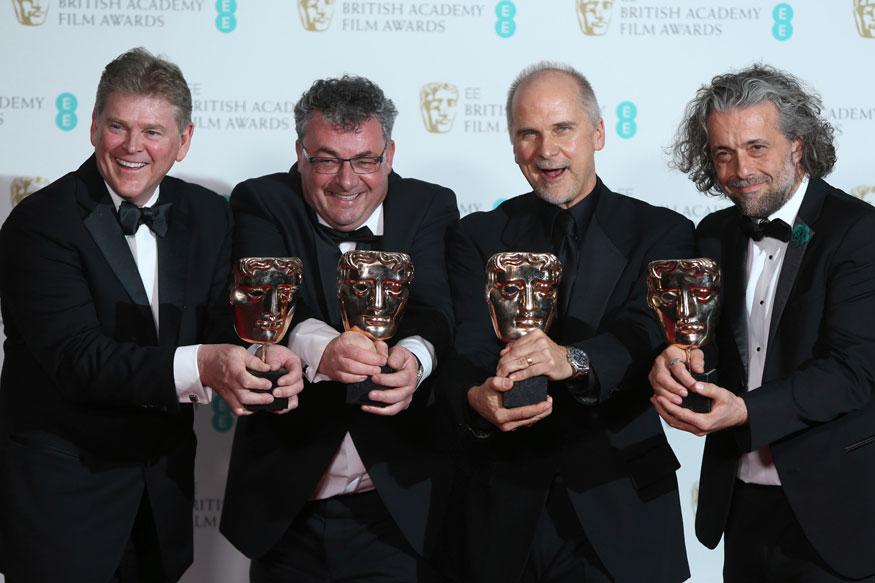 BAFTA Awards 2018 Complete Winners list