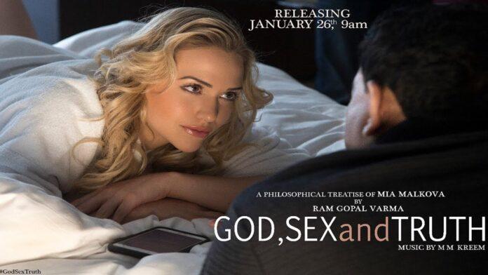 CCS Notice to Ram Gopal Varma Over Obscene GST Movie