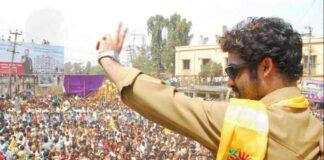 Declared Jr NTR as CM Candidate in Telangana