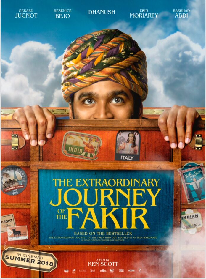 The Extraordinary Journey Of The Fakir Teaser
