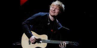 Ed Sheeran Was Best-Selling Global Recording Artist of 2017