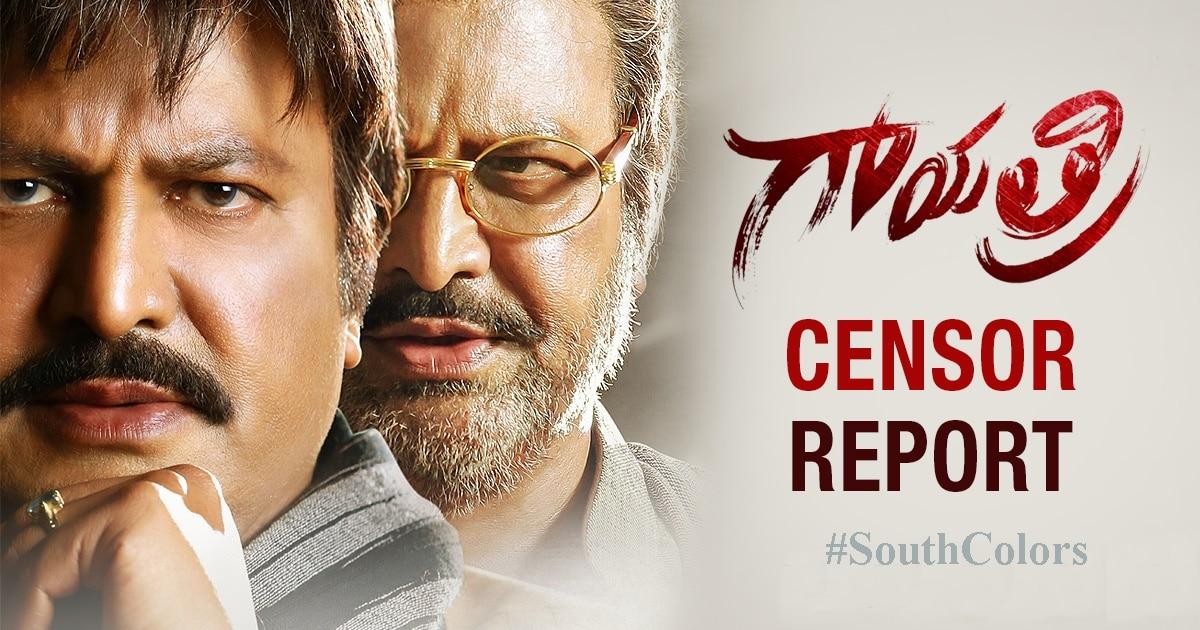 Gayatri Movie Censor Report