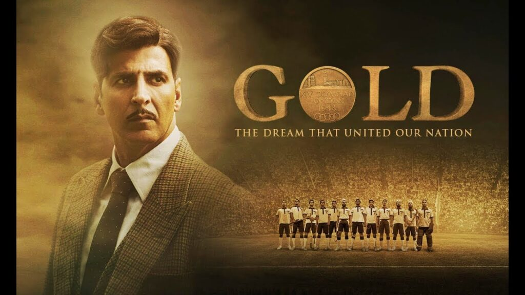Gold Movie Teaser Akshay Kumar Plays Hockey Coach