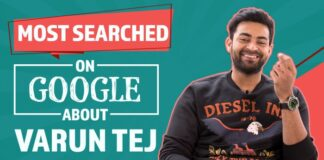 Google Most Searched Questions about Varun Tej