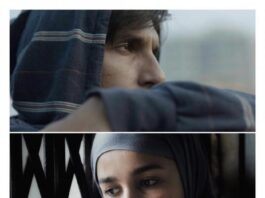 Gully Boy First look of Alia Bhatt, Ranveer Singh