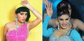 Jacqueline Fernandez Remake Madhuri Dixit's Hit Song, 'Ek Do Teen'