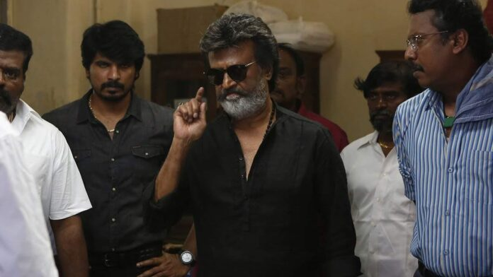 Kaala Movie Climax Fight Scene Leaked Online Goes Viral on Social Media