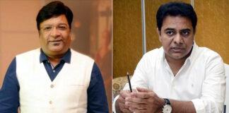 Kona Venkat Requested KTR to Ban Movierulz Website